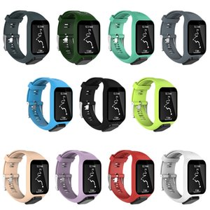 Silicone Replacement Wrist Band Strap For TomTom Runner 2 3 Spark 3 GPS Watch