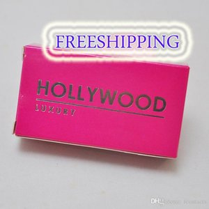 New arrival freeshipping hollywood small color PP blister 100 pieces =50 pairs contact lens packing box