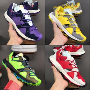 Mens Nova Versão 2019 Zoom Terra Kiger 5 Atleta tênis Em Progresso designer de calçados femininos Sapatilhas Esportes 36-45