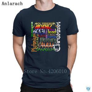 Heavy Metals T-Shirt Anti-Wrinkle Big Sizes Design Top Tee Tshirt For Men Fashion Vintage Great