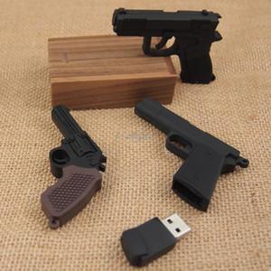 Heißes Waren pendrive kühles Plastik-AK47 Gewehr-Form-Maschinenpistole 4GB roscoe 64GB 8G 16G 32G USB 2.0 Blitz-Antrieb creativo Gedächtnis Stock / Scheibe