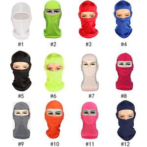 Открытый Балаклавы Спорт шеи маска для лица Маски для лыж Сноуборд Ветер Cap полиции Велоспорт Балаклавы Мотоцикл Face