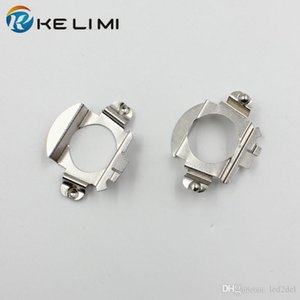 Metall H7 LED-Kopf-Lampen-Lampen-Halter-Adapter Umwandlung Basis Clip-Halter für Ford Mercedes-Benz Chery Scheinwerfer