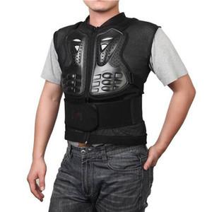 M L XL XXL Voltar Motocicleta Armaduras Sem Mangas de Equitação Cavaleiro Protetor Off-road Equitação Armor Colete Jaqueta Guarda Homens