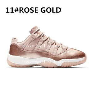 Skin Jumpman Snake Bred 2019 11 11s basketball shoes Cap and Gown Space Jam Heiress Black Platinum Tint men women sneakers US5.5-13two 22