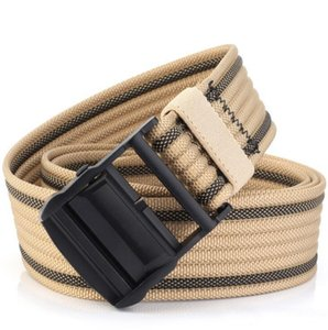 Women Super Length 150cm To 200cm High Quality Female Canvas Belt Causal Belts Men And Women Well-made High Street With Package
