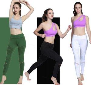 Amazon бутик дамы йога плиссированные молочные шелковые брюки модели взрыва спортивные йога фитнес удобные брюки йоги