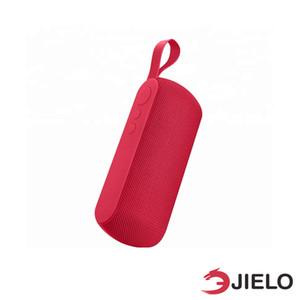 Q106 ткань Bluetooth динамик открытый портативный колонки с микрофоном беспроводной Bluetooth колонки TF карта FM-радио крышка