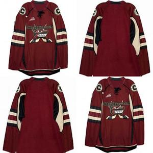 Шарики Chilliwack Bruins Mens Womens молодежь 100% вышивка CUSOTM Любое имя Любое имя хоккейных изделий