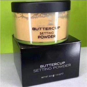HIZLI Yüksek kaliteli! Sıcak satmak Sacha Düğünçiçeği Sacha Buttercup ayar toz makyaj SACHA gevşek toz DHL ücretsiz gönderim