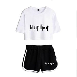 Marcus and Martinus Cotton Tracksuit Women Two Piece Set Top and Shorts Matching Outfits Casual Sweat Suits fitness 2piece Set