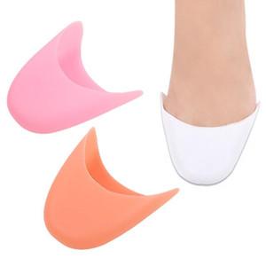 Vente en gros Ballet doux Respirant Pointe Danse Athlète Chaussures Orteils Toe Pads Protecteur Forefoot Rembourrage gel Toe Cap