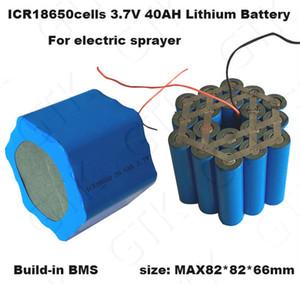 기계 전기 분무기 모니터 의료 기기를 분사 PCM와 3.7V 40AH lithuim 배터리 ICR18650 40AH bateria 39.6AH