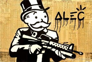 Alec Monopoly -25, HD Canvas Print Home Decor Pittura di arte (senza cornice / con cornice)