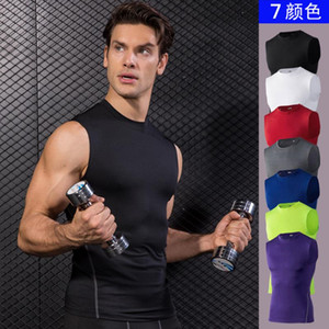 New Gyms Workout Sleeveless Shirt Tank Top Men Bodybuilding Clothing Fitness Mens Sportwear Vests Muscle Men Tank Tops