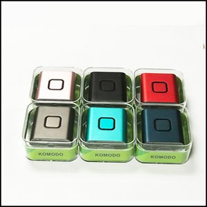 Official Authorize Vmod II Vape Pen 900mAh Vaporizer Battery Vapmod Preheat Variable Voltage Box Mod Free Shipping