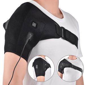 Terapia di calore spalla di sostegno del gancio della fasciatura artrite lesioni Lussazione riabilitazione della spalla della cinghia di sostegno della cinghia dell'involucro