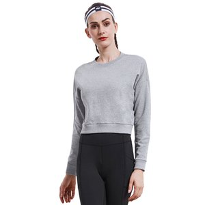 Hearuisavy Women Long Sleeve Running Shirts Tops Professional Shirt Breathable Sportswear Gym Yoga Shirts Sport Quick Dry Tight