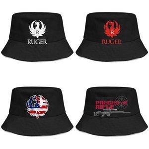 Ruger Precision Rifle логотип мужская и женская buckethat fitted baseball bucket baseballcap Flying American flag складывает оружие производители для черного цвета