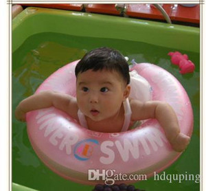 Baby Swim Ring Baby Swimming Circle Belly Pad Piscina Flotador Infantil Swim Trainer Inflable Bebé Cuello Círculos Niños Asiento Flotador