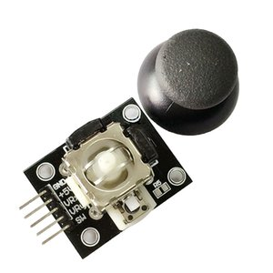 Dual Axis Joystick Module Game Controller for Arduino PS2