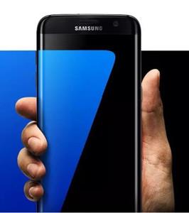 حار بيع سامسونج غالاكسي S7 حافة الثماني الأساسية G935A / T / P / V / F 16 MP كاميرا الروبوت 6.0 4GB / 32GB الأصلي تجديد الهاتف