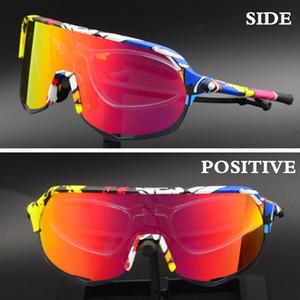 Sport-Sonnenbrille Männer Marke polarisierte einen.Kreislauf.durchmachengläser der Frauen im Freien Photochromic Bike Brillen Männlich Angeln Fahrrad Google Glass