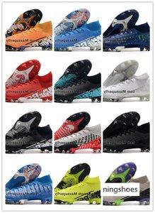 Mens Superfly VII 7 360 Elite SE FG CR7 Ronaldo Neymar NJR MDS 001 Dream Speed Boys Soccer Shoes Football Boots Cleats Size 39-4