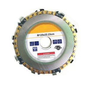 Grinder disque meuleuse d'angle Scie à chaîne disque Lame de sculpture sur bois pour Angle 10000-13000RPM