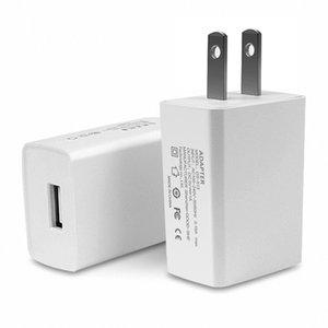 New usb 5v1a ue eua plugue carregador de corrente alternada universal portátil adaptador de parede de viagem para samsung iphone 5 6 s 7 plus telefone móvel