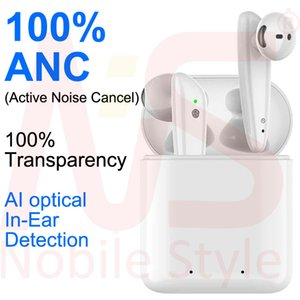 ANC de bruit actif Annuler AP2 AP3 Mini Core i7 TWS Bluetooth Oreillettes H1 Chip charge sans fil optique de détection de cas In-Ear pods PK i9 Air 2 3 Pro