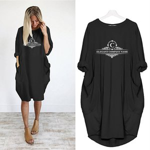 Women Casual Skirts Summer Dresses Womens Solid Color Skirt Plus Size Dress Loose Version 2020 New Fashion Style Hot Selling