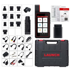 LAUNCH X431 DIAGUN V Automotive Scanner Full System Diagnostic Scan Tool With Full Connectors 2 Year Free Update Online Replace of Diagun IV