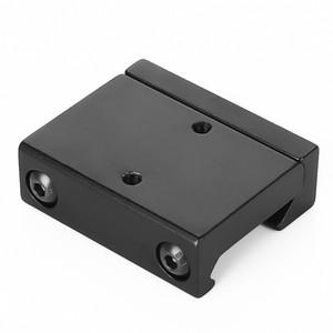 Magorui Tactical RMR Red Dot Sight Base de montage sur rail Picatinny basse pour RM33 Vism Sight