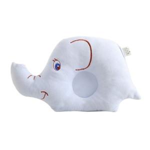 1Pcs bambini bambino neonato di sicurezza cotone Cuscini Elephant Cuscino Previene reflusso a testa piatta Cuscini