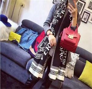 Высочайшего качества шелкового шарфа европейского бренд французского дизайнер цветочного дизайн печатные женские подарки 100% шелк шарф платок W14