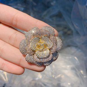 mulheres broche high-end jóias WSJ000 com uma caixa de presente bonita # 110642 qin3301