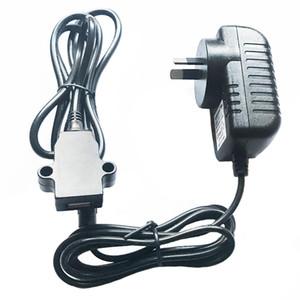 Iluminação Hardware Faixa de LED Montagem dois pinos Austrália plug adaptador 100-240V para 5V2A Transformer Plastic USB soquete Móveis Parte Atacado