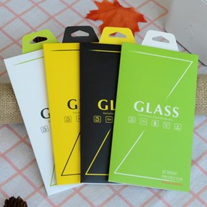 Retail Packaging Box for iphone XR X XS Max XI 5s SE 6s 7 8 Plus Tempered Glass Screen Protector Paper Package Boxes