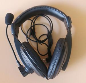 2 pines sobre la cabeza Auricular / Auricular Auricular Micrófono Auricular para Motorola 2 / Radio de dos vías CLS1110 CLS1413 CLS1450 CLS1410 VL50