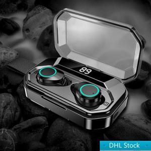 X6pro tws 5.0 Bluetooth Earphones Bluetooth 5.0+EDR Headset Waterproof Mini Wireless Earbuds Cordless Headphonesi7i7minii12i9si100i200