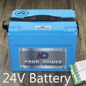 batterie 24V Ebike batterie au lithium-ion 24V 40AH 1000W 2000W Tricycle électrique