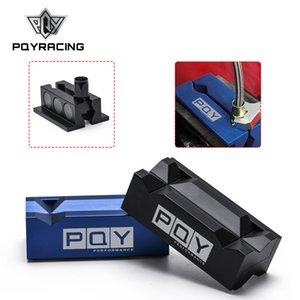 PQY - Алюминиевая линия сепаратор тиски Челюсть Защитные Вставки Magnetized Для Фитинги с магнитной задней PQY-SLV0304-01