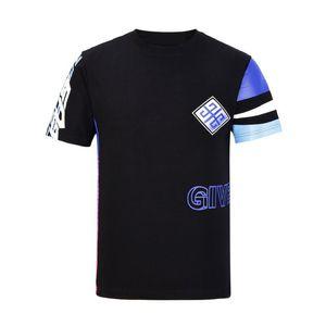 Nouveau gros gros et européen Medusa mode hommes Medusa T-shirt de la jeunesse Casual Sports respirant manches courtes Haute qualité T-shirt