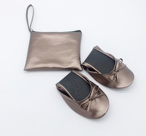 Sell Well Rolling Dance girl shoes with small bag in 2019