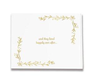 Customize Sinal de conto de fadas da princesa casamento Livro de Visitas In, revistas de casamento Personalize, o Instant Photo ablums assinatura guestbook