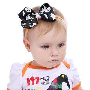 24X Halloween verkleiden Kürbis Spinnen-Bogen-elastischen Haar-Band-Stirnband-Kleinkind-Kinder-Kopfbedeckung Schönes Huilin DWH127