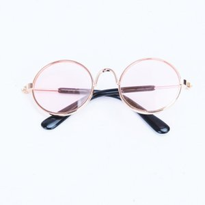 Cat Eye-wear Pet Sunglasses Little Dog Glasses Cat Glasses Photos Props Dog cat Dress Up Accessories Pet Supplies