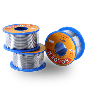 100g cleanable solder wire lead-free environmentally friendly solder wire low smoke wire