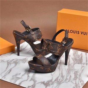 saltos altos sandálias Newest579 das mulheres chinelos sapatos de casamento banquete vestir sapatos de festa de salto alto Sapatos casuais sandálias planas rebite